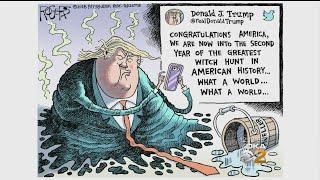 Former Post-Gazette Cartoonist Who Cited Politics In Firing Finds New Outlet