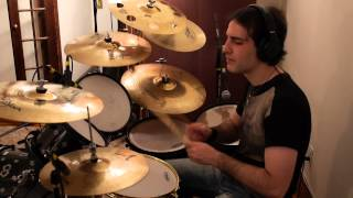 Megadeth Drum Audition - Interview & Ashes In Your Mouth