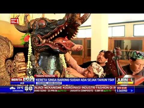 Ritual Memandikan Singa Barong di Keraton Kasepuhan