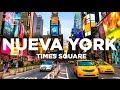 Times Square y The Ride. Guía de Nueva York