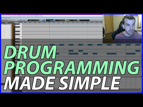 Drum Programming Basics - How to program drums in Pro Tools [MUSIC PRODUCTION LESSON]
