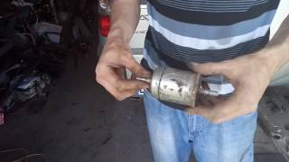 Фильтр чери тигго бензин