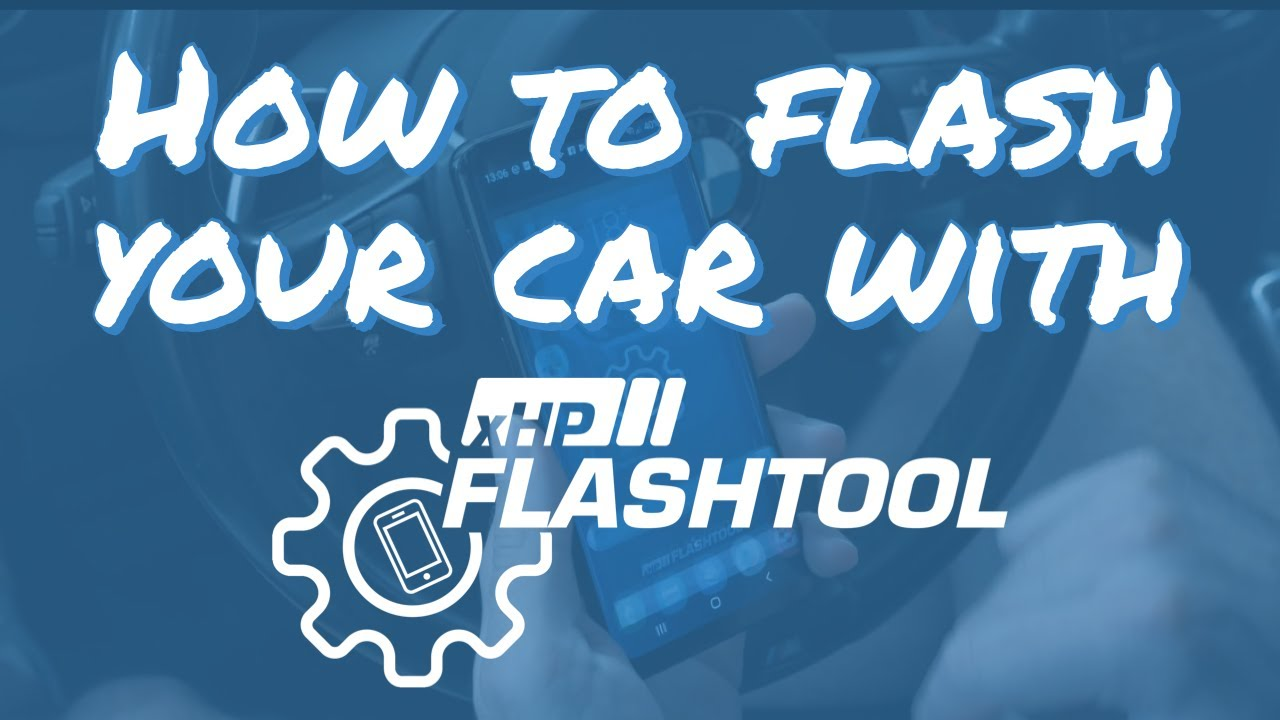 xHP Flashtool - The leading app for tuning your BMW