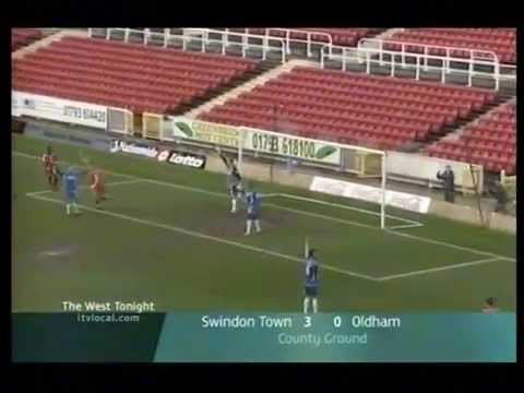 2008-04-05 Swindon Town vs Oldham Athletic [clips]