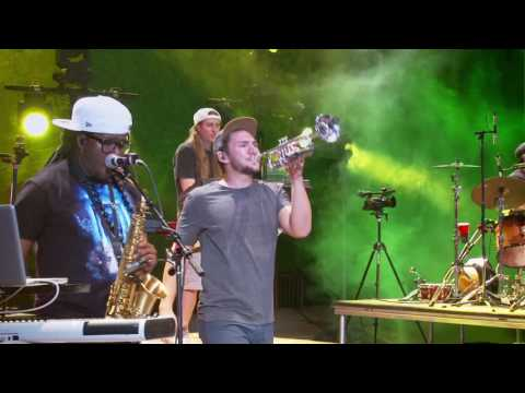 Rebelution  Roots Reggae Music   at Red Rocks