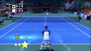 Sports Champion 2 (Gold Boss Battle) [Last set Tennis]