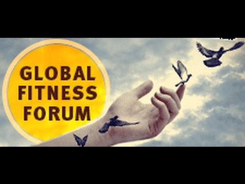 Дебаты со специальным гостем - Александр Колмыков на Global Fitness Forum