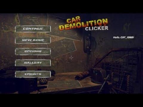 Car Demolition Clicker [T1] |
