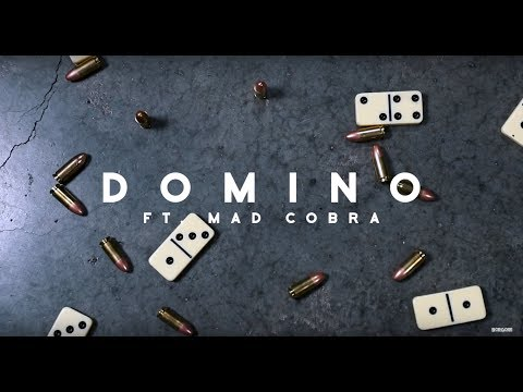Borgore feat. Mad Cobra - Domino (Lyric Video)