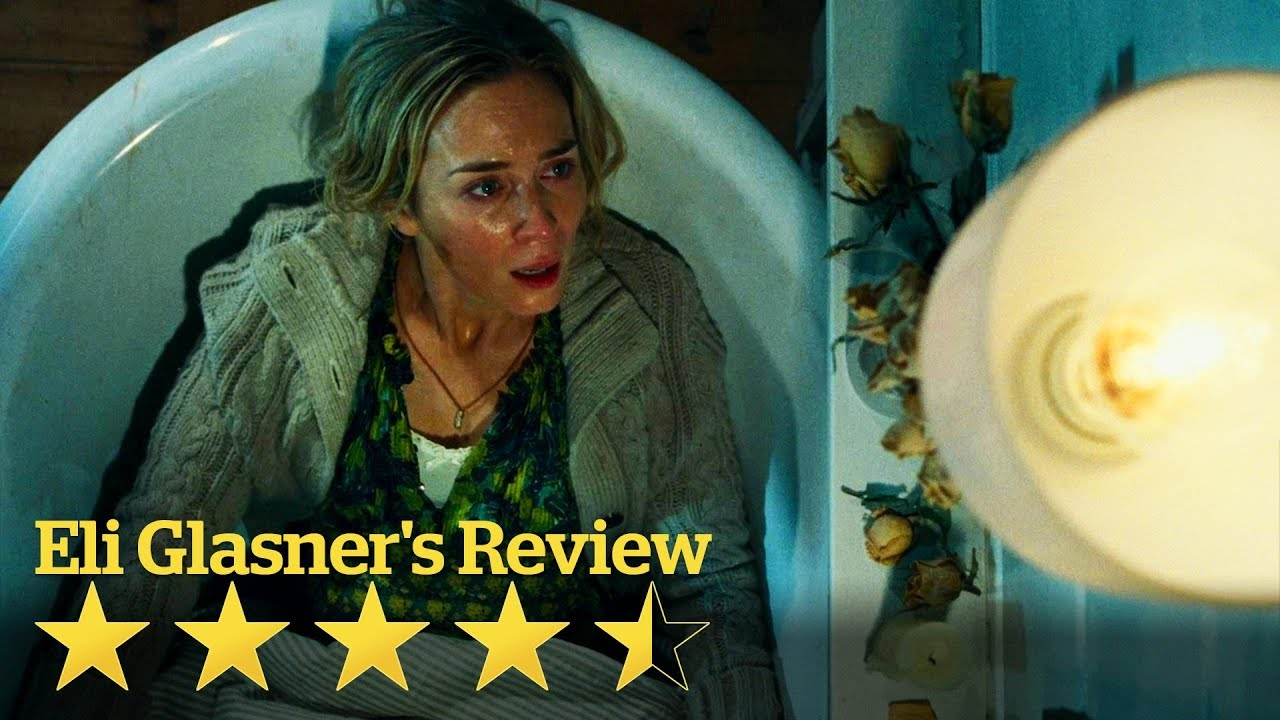 A Quiet Place Review Movie About Silence Sets Hearts Pounding Loudly