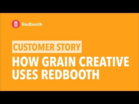 How Grain Creative Uses Redbooth