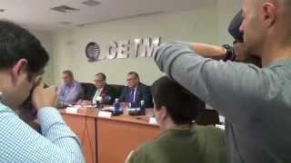 CETM, CONETRANS anuncian paro en el Transporte el 17 de Noviembre