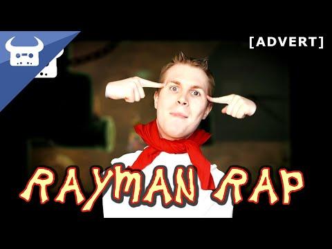 RAYMAN LEGENDS RAP | Dan Bull