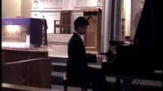 Kevin 2008 Piano: Schumann - Valse Noble