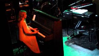 Ingrid Olava - Dark-Eyed December Live @ Studenthuset Driv in Tromsø 10.10.13