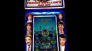 Ferris Buellers Day Off Slot Machine Cameron Wheel Bonus