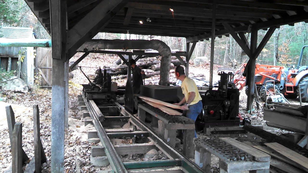 Saw Mill For Sale >> Strongs Sawmill, Amadon sawmill, Diesel sawmill, circular