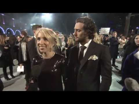 Fifty Shades Of Grey: UK Red Carpet Sam Taylor-Johnson Official Interview Mp3