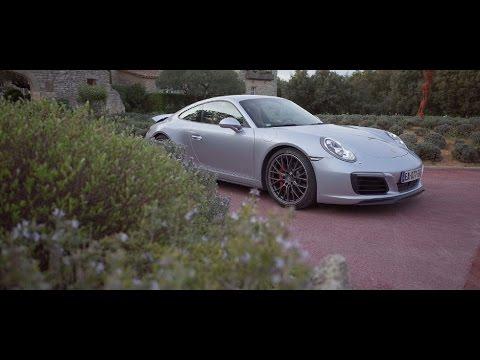 Porsche 911 Carrera 4S 420 ch
