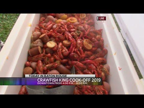 Crawfish King Cook Off