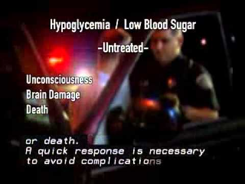 Treating Diabetes Emergencies: What Police Officers Need to Know