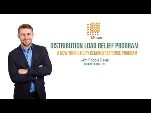 The Commercial System Relief Program - Demand Response in New York