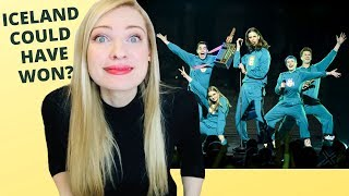Vocal Coach Reacts to EUROVISION 2020: ICELAND Daði og Gagnamagnið - Think About Things