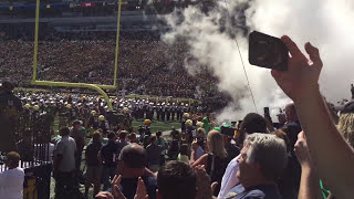 Sights and Sounds | ND vs. Temple 9/2/17