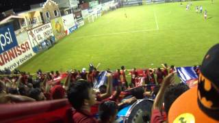 Turba Roja En Metapan - Yo era campeon