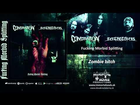 CONSTIPATION / NECROTOMB - Fucking Morbid Splitting stream /from split album 2020/
