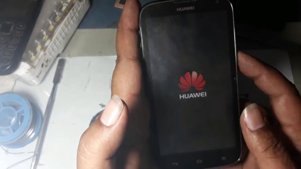 Huawei Ascend Y600 Hard Reset:Boot loop,stuck on boot,Wrong