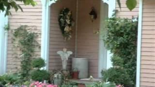 Leach-Holmes-Mallory House, 1214 Ann,  Julia Ann Square Historic District Walking Tour