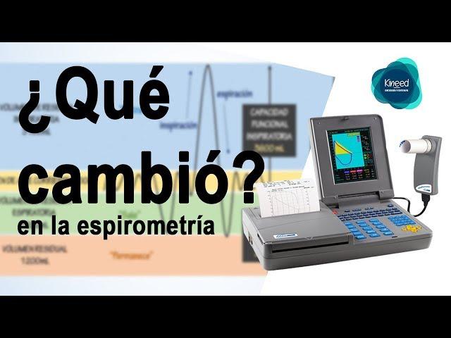 ¿Qué cambió en la ESPIROMETRÍA por SER Chile? - #2019 😱😱😱