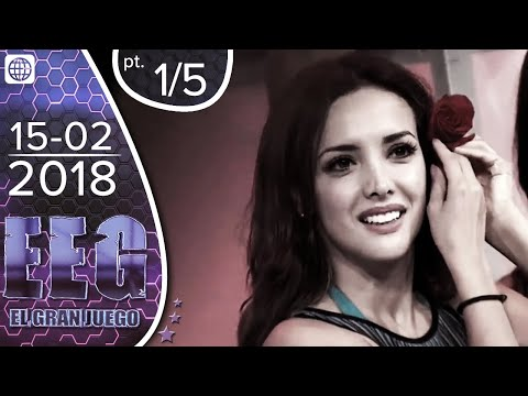 EEG El Gran juego - 15/02/2018 - 1/5