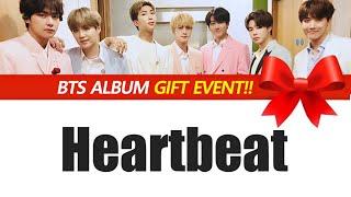 [BTS ALBUM GIFT EVENT] BTS(방탄소년단) Heartbeat / BTS WORLD OST