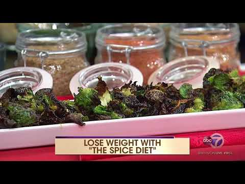 Celebrity chef Judson Todd Allen shares his Spice Diet