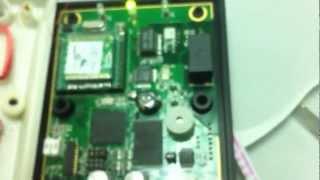 Hardware Reset IP Reader using jumper