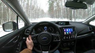 2017 Subaru XV 2 0i-S CVT YH Premium ES POV Test Drive