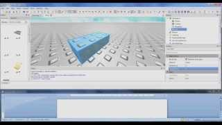 ROBLOX Scripting Tutorial #2 More Block Scripting and If-Statement