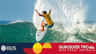 Day 4 Highlights - Quiksilver & Roxy Pro Gold Coast 2017