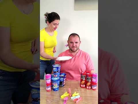 Best TikTok Viral Food Challenge #shorts By TikToMania