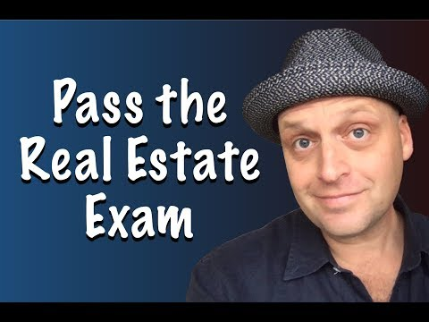 Real Estate Exam Word Cloud with Joe & Bill