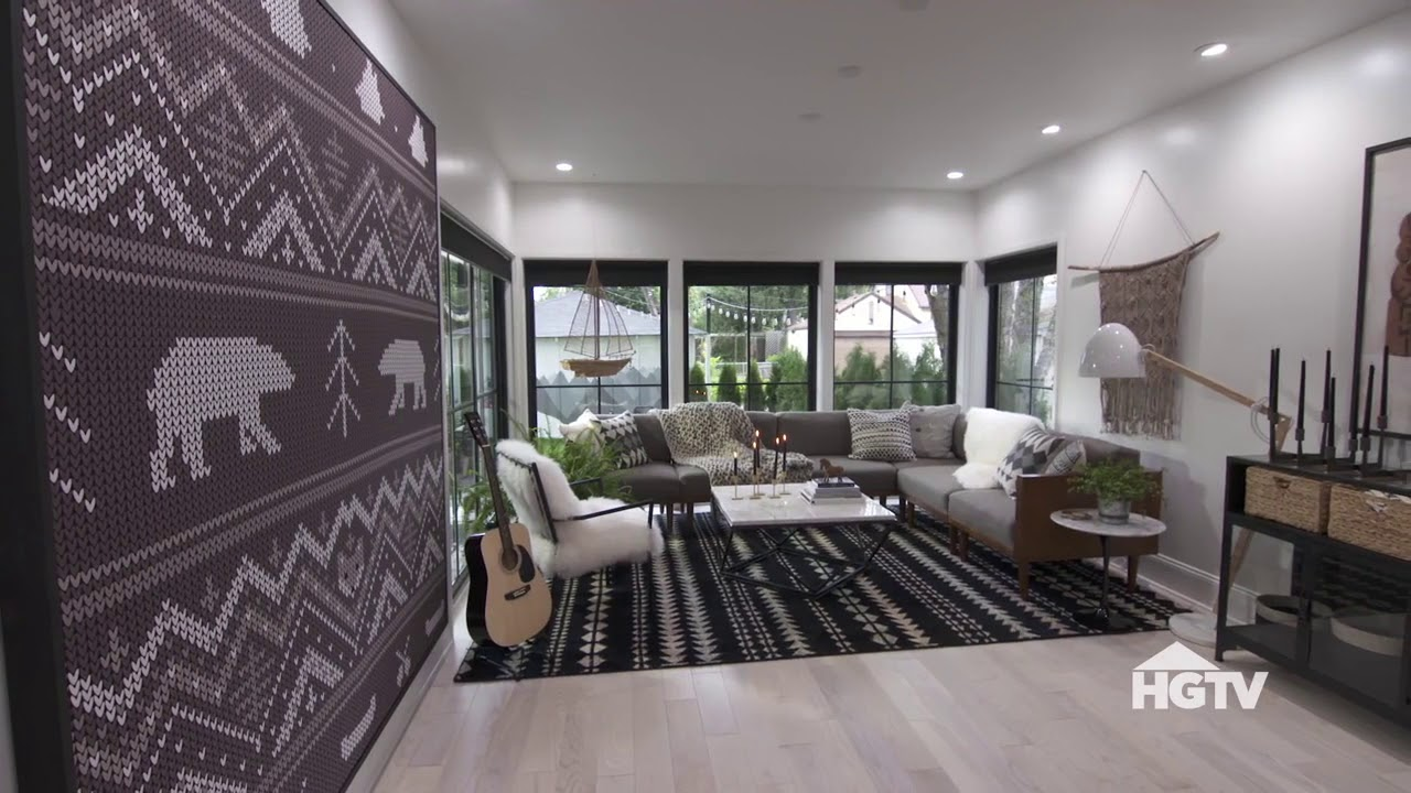 Take a tour of HGTV Urban Oasis 2019! Mobile Home Design Hgtv on decked out mobile homes, action mobile homes, southern living mobile homes, home improvement mobile homes,