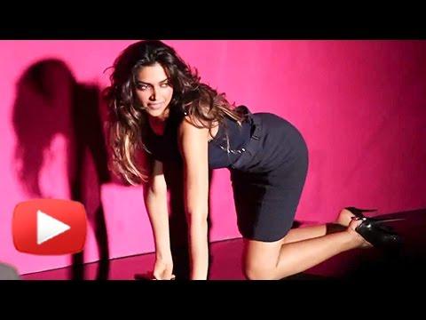 WATCH Deepika Padukone's HOT & LATEST Photoshoot For Vogue Magazine!
