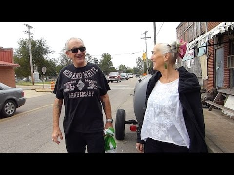Documentary about Clarksdale with Charlie Musselwhite
