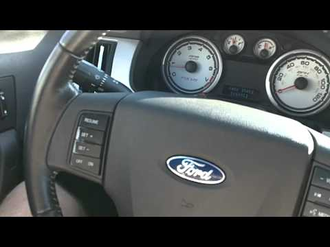 ford edge 2008 manual
