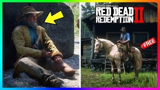 If You Help This Old War Veteran In Red Dead Redemption 2 You'll Get The BEST Horse For FREE! (RDR2)
