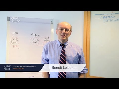 Program Profile: Private Equity with Benoit Leleux