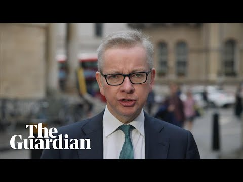 Michael Gove on supreme court ruling:  'We respectfully disagree'