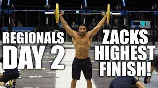 Zack Crushed It! - Regionals Day 2